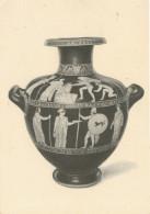 SIRACUSA  MUSEO  NAZIONALE   HYDRIA ATTICA A F.R. DA CAMARINA     (NUOVA) - Museum