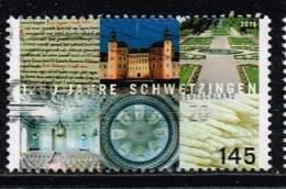 Bund 2016, Michel# 3204 O 1250 Jahre Schwetzingen - BRD