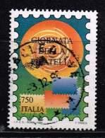 Italien 1996, Michel# 2467 O Philately Day - 6. 1946-.. Republik