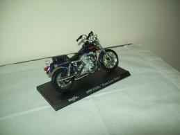 "Harley Davidson (1999 FXDL Dyna Low Rider)  ""Maisto""  Scala 1/18 - Moto"
