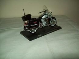 "Harley Davidson (Florida Highway Patrol)  ""Maisto""  Scala 1/18 - Motos"