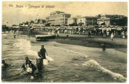 P.644.  ANZIO - 1910 - Other Cities