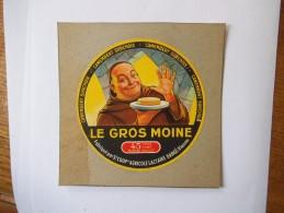 CAMEMBERT LE GROS MOINE Sté COOPERATIVE AGRICOLE LACTAIRE DANGE VIENNE - Cheese