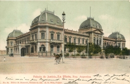 LA PLATA PALACIO DE JUSTICIA - Argentinië