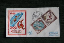 Enveloppe Timbrée - FDC - 1er Jour D´Emission - 1960 - FDC