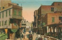 ALEXANDRIA - A Street - Alexandrie
