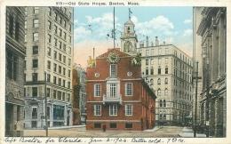 BOSTON - Old State House - Boston