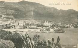 MONTE-CARLO - Vue Générale - Monte-Carlo