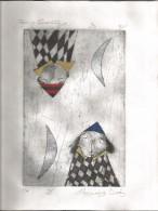 B)2014 CUBA, TECHNICAL IN RECORDED RAISED, PAINTER VAZQUEZ DIAZ - Popular Art