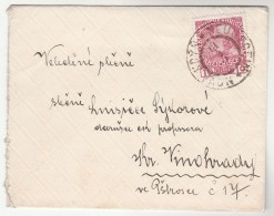 1911 Neugedein Kdyne Czech AUSTRIA  Stamps COVER - 1850-1918 Empire