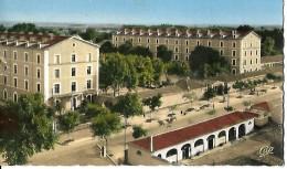 Algérie Sidi - Bel - Abbés   Les Casernes De La Légion Etrangère   Carte F.M  1957 - Sidi-bel-Abbes