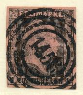 PRUSSIA - 1850 - Mi 2 - Prussia
