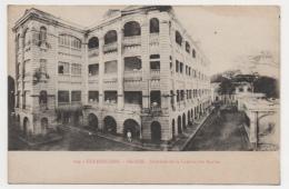 VIET NAM - SAIGON Intérieur De La Caserne Des Marins - Vietnam