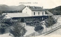 Lamalou Les Bains - La Gare - Lamalou Les Bains