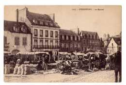 Cpa Hennebont (56) Le Marche - Cpa56 - Hennebont