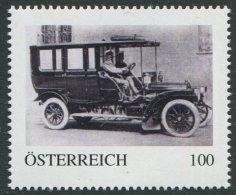 ÖSTERREICH / PM Nr. 8118264 / Erster Krankenwagen / 20er Auflage / Postfrisch / ** - Personalisierte Briefmarken