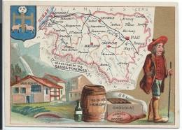 Départements De France/ImagePédagogique/BASSES PYRENEES/Pyrénées Atlantiques/Pau/Vers 1880-1890   CRD64 - Autres