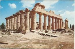 Libya General View Of Temple Of Zeus - Libya