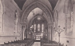 RANMORE CHURCH INTERIOR - Surrey