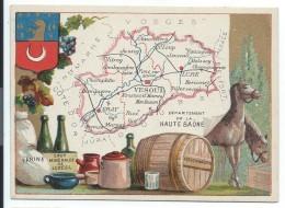 Départements De France/ImagePédagogique/ HAUTE SAONE/ Vesoul/Vers 1880-1890   CRD70 - Autres