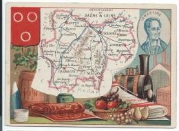Départements De France/ImagePédagogique/ SAONE & LOIRE/ Mâcon/Vers 1880-1890   CRD71 - Autres