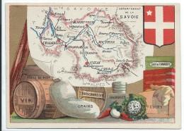 Départements De France/Image Pédagogique/ SAVOIE / Chambéry/Vers 1880-1890   CRD73 - Autres