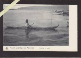 Alaska - Esquimau En Kayak - Ed Nels - Etats-Unis