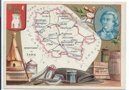 Départements De France/Image Pédagogique/TARN / Albi /Vers 1880-1890   CRD81 - Autres