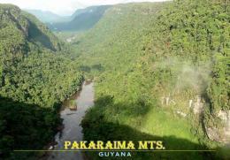 Guyana, Georgetown, South America - Kaieteur Falls National Park - Pakaraima Mountains - Otros