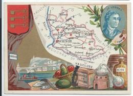 Départements De France/Image Pédagogique/VAUCLUSE/Avignon/Vers 1880-1890   CRD84 - Autres