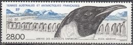 TAAF 1994 Yvert Poste Aérienne 133 Neuf ** Cote (2015) 16.70 Euro L'arrivée Des Manchots Empereurs - Poste Aérienne