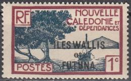 Wallis & Futuna 1930 Yvert 43 Neuf ** Cote (2015) 0.25 Euro Baie De La Pointe Des Palétuviers - Wallis-Et-Futuna