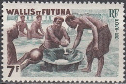 Wallis & Futuna 1957 Yvert 157B Neuf ** Cote (2015) 1.60 Euro Confection Du Kaua - Wallis-Et-Futuna