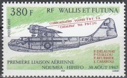 Wallis & Futuna 2005 Yvert 646 Neuf ** Cote (2015) 7.70 Euro Hydravion Consolidated - Vultee - Wallis-Et-Futuna