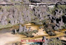 Venezuela, South America - Cianaima National Park - Mount Roraima - Venezuela