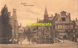 CPA BRUGES BRUGGE QUAI DU ROSAIRE DR TRENCKLER 46 - Brugge