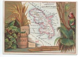 Possessions De France/Image Pédagogique/MARTINIQUE / Fort De France/Vers 1880-1890   CRD92 - Autres