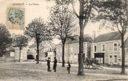 72 AUBIGNE  La Place - Frankreich