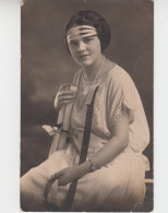SAN ANTONIO - TEXAS / MISS JOSEPHINE BETTIG - PHOTO BEGEMARE SAN ANTONIO 1925 - San Antonio