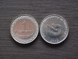 East Timor 1 Centavo Km1  UNC 2003-2012 Asian Coin Nautilus - Timor