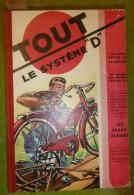 Bon Ensemble De La Revue De Bricolage Système D Années Complètes 1950 - 1951 Et 1958 Relié En 3 Volumes - Journaux - Quotidiens