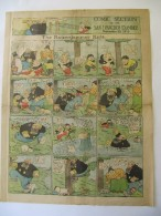 Comic Section Of The San Francisco Examiner 1914 - 4 Pages - Katzenjammer Kids, Opper, Manus, Outcault - Livres, BD, Revues