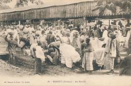 BAMAKO - 1928 , Au Marche - Mali