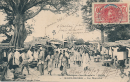 KOULIKORO - 1909 , Le Marche - Mali
