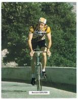 Bernard Quilfen      Renault Gitane - Cyclisme