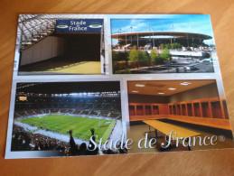 Paris Saint Denis Stade De France Cartolina Stadio Postcard Stadion AK Carte Postale Stade Estadio Stadium - Soccer