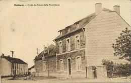 Bertogne  -  Ecole Des Soeurs De La Providence  (vers Stalag 1940 - Censure) - Bertogne