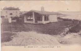 64---BIDART---chapelle St-joseph---voir 2 Scans - Bidart