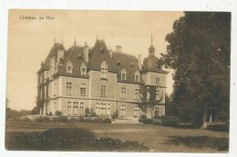 CPA PK  CHATEAU DE HUN - Belgium