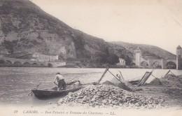 29i - 46 - Cahors - Lot - Pont Valentré Et Fontaine Des Chartreux - N° 32 - Cahors